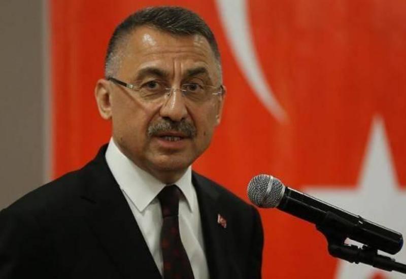 Вице-президент Турции: Террористы РПК дорого заплатят за подрыв военного конвоя