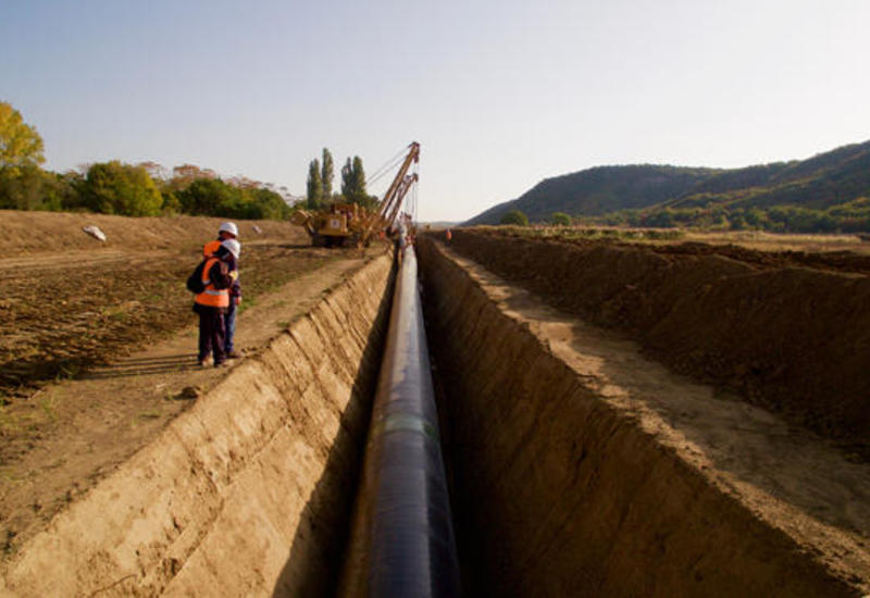 Азербайджанский газ может дойти до Сербии и Румынии