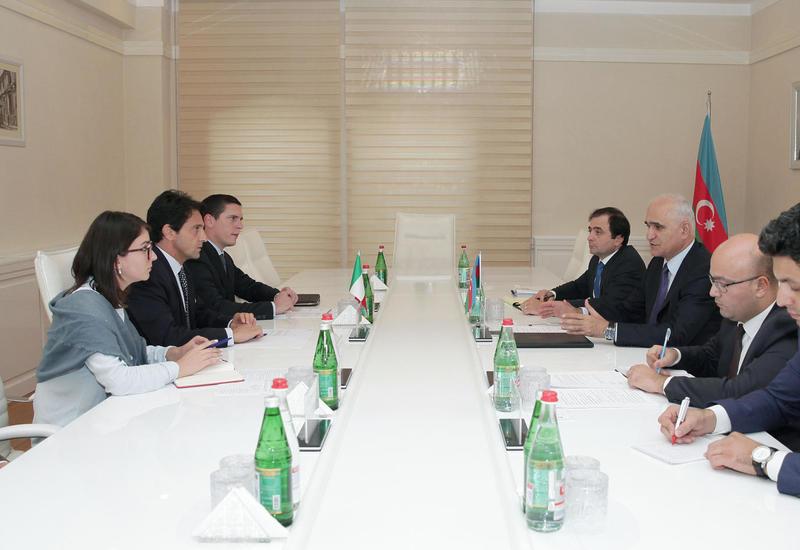 Азербайджан и Италия готовят новое соглашение о взаимном поощрении инвестиций
