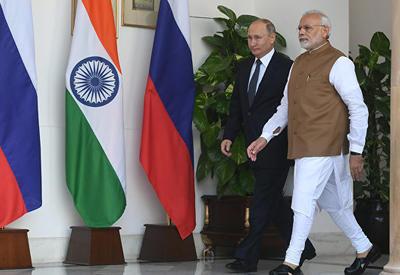 Россия и Индия призвали страны к выполнению Парижского соглашения