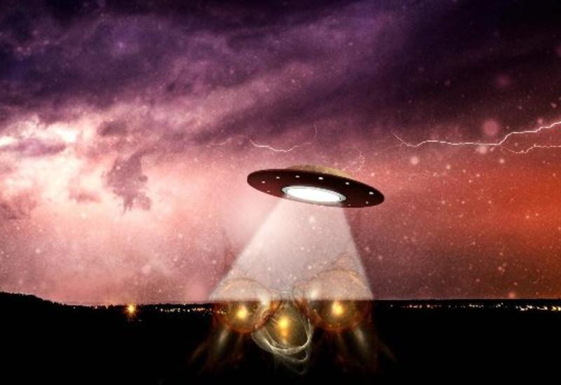 "Астроном снял на видео НЛО, и ""теоретики заговора"" во всём обвинили NASA"