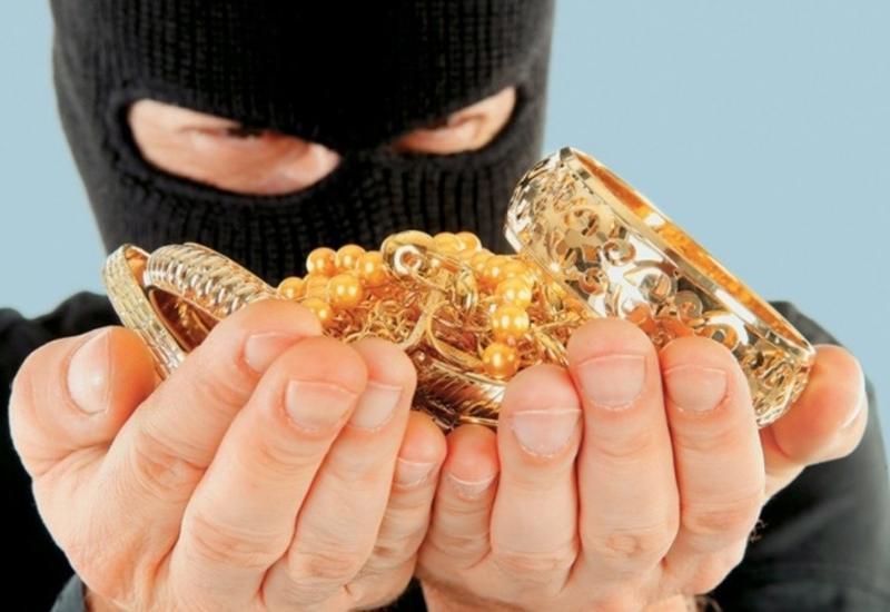В Баку совершена крупная кража из ювелирной мастерской
