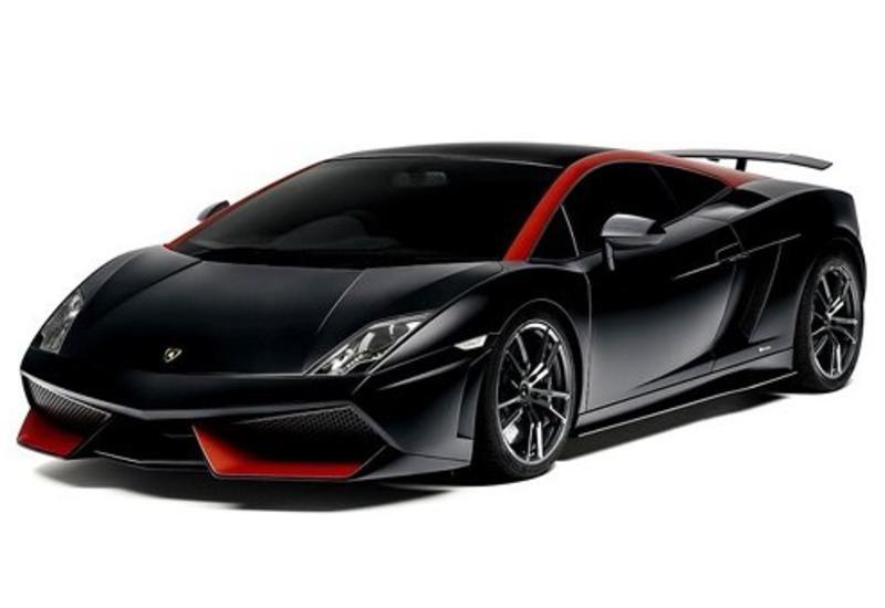 Гонщик перевернул на крышу Lamborghini Gallardo на трассе