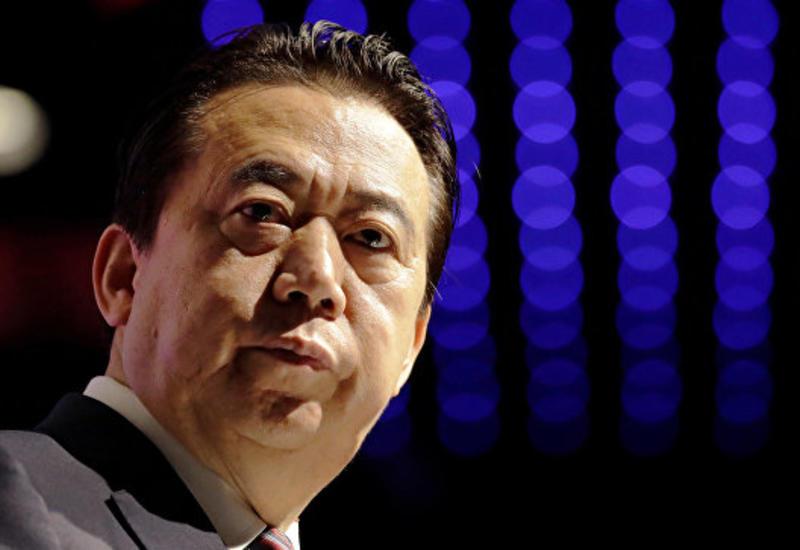 В Пекине экс-главу Интерпола заподозрили во взяточничестве