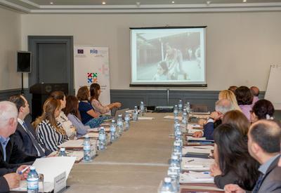 ОО «Региональное развитие» провело семинар по повышению навыков учителей в сфере инклюзивного образования