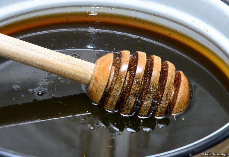Куда больше всего экспортируется азербайджанский мед?