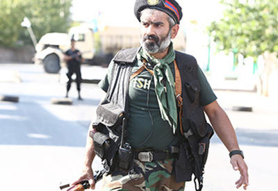Армянский бандит не доехал до Карабаха