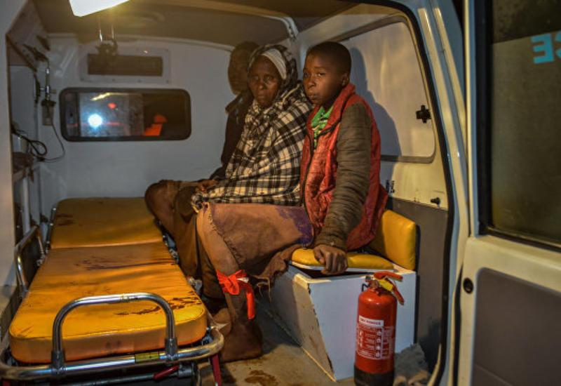 Ужасное ДТП в Кении, более 40 погибших