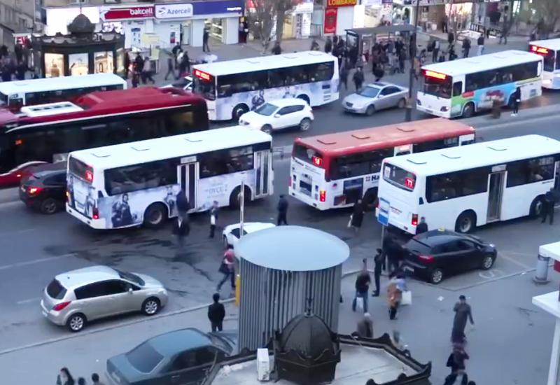 Названа главная проблема общественного транспорта Баку