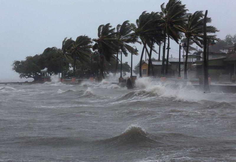 """Движущийся на Флориду ураган """"Майкл"""" усилился до четвертой категории"""