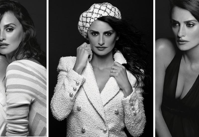 Пенелопа Крус в новой рекламной кампании Chanel