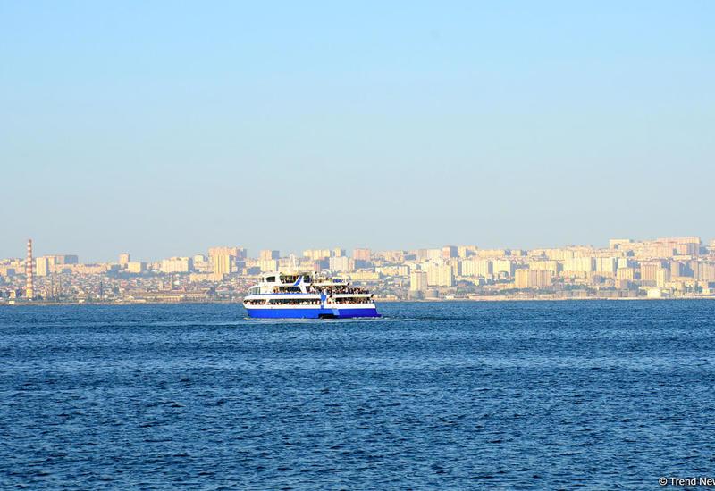Академия наук Азербайджана о снижении уровня воды в Каспии