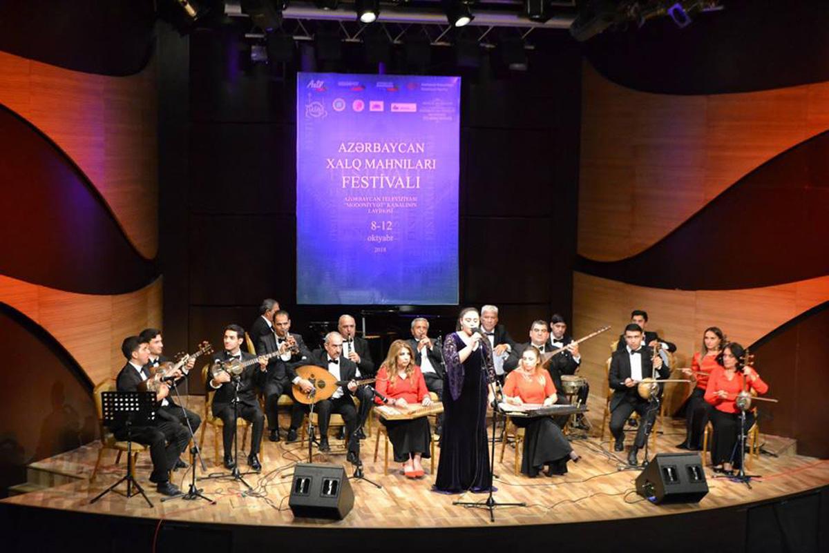 В Центре мугама прошел прекрасный концерт в рамках Фестиваля азербайджанских народных песен