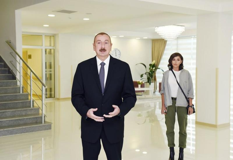 Президент Ильхам Алиев: Совершенствование системы здравоохранения – одно из основных направлений нашей социальной политики, и мы предприняли очень важные шаги на этом пути