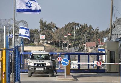 """ООН, Израиль и Сирия договорились открыть погранпереход <span class=""""color_red"""">- ДАТА</span>"""