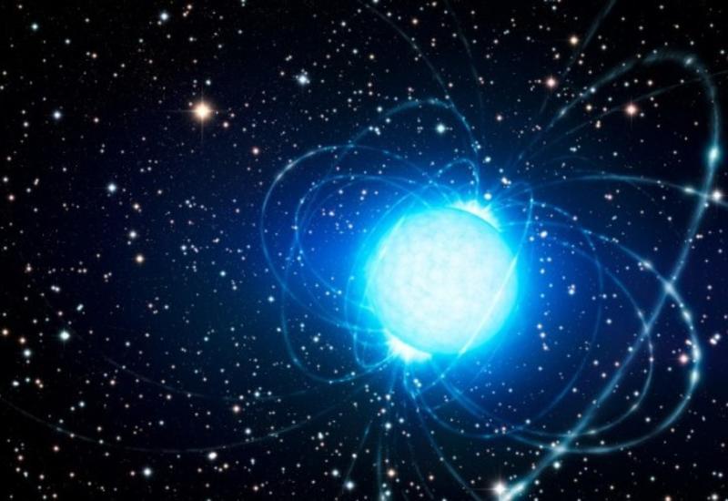 Астрономы впервые стали свидетелями рождения системы двойной нейтронной звезды