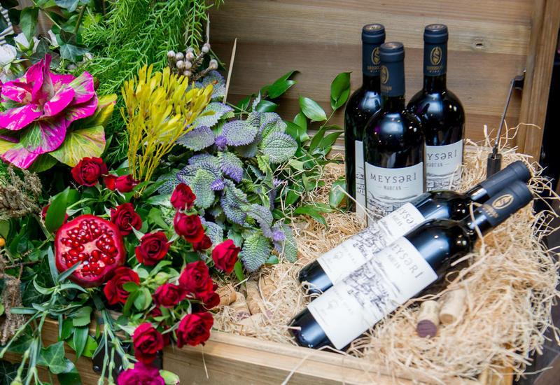 "В Азербайджане презентовано первое органическое вино марки «Мейсари» <span class=""color_red"">- ФОТО</span>"