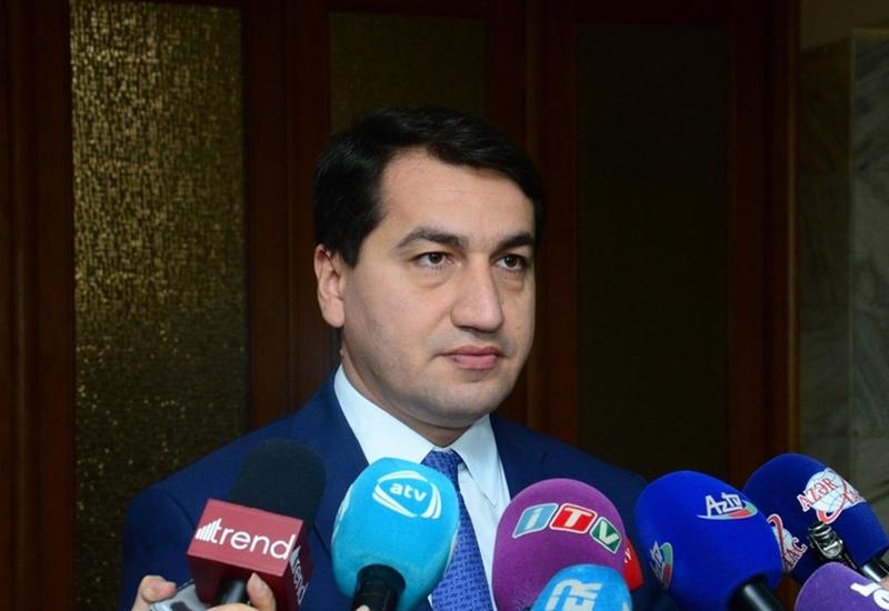 Хикмет Гаджиев: Армения всячески препятствует контакту армянской и азербайджанской общин Нагорного Карабаха