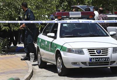В Иране силовики обезвредили террористическую группировку