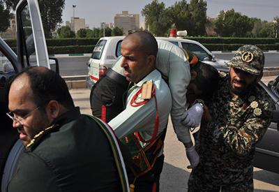В Иране арестовали военнослужащего в связи с терактом в Ахвазе