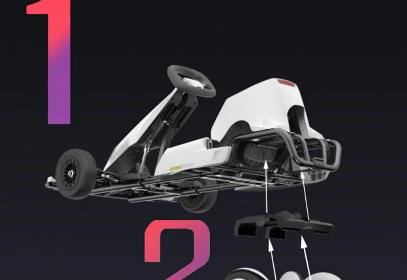 Xiaomi выпускает гоночный карт