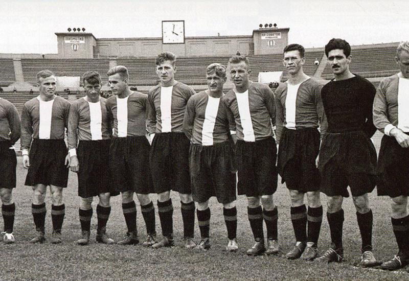Как в СССР дебоширили футболисты