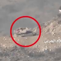 "Уничтожение американского танка Abrams сняли на видео <span class=""color_red"">- ВИДЕО</span>"