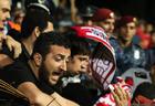 Армяне перепутали гимн соперника и устроили драку на стадионе