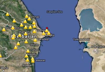 """Землятресение на Каспии повлияло на оползневую зону в поселке Бадамдар <span class=""""color_red"""">- ПОДРОБНОСТИ</span>"""