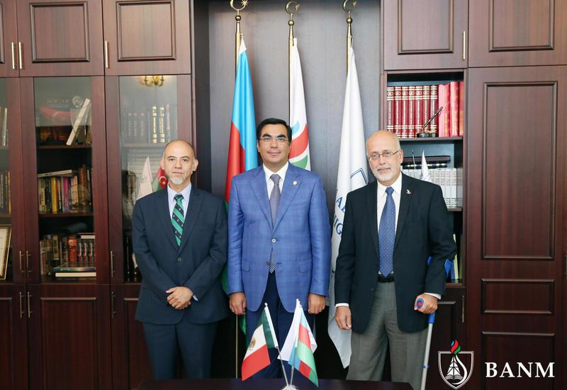 БВШН укрепляет сотрудничество с Мексиканским институтом нефти