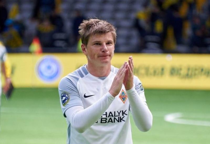 Аршавин вошел в список самых умных футболистов мира