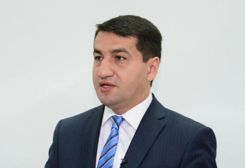 Хикмет Гаджиев: За успешной внешней политикой стоит убедительная и выдержанная политика Президента Азербайджана Ильхама Алиева