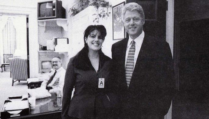 Клинтон прокомментировала скандал сЛевински через 20 лет