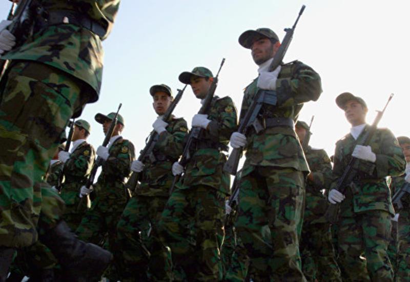 В Иране боевики похитили 14 силовиков