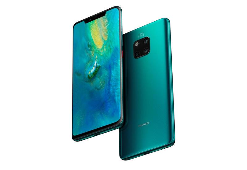 Представлен самый мощный смартфон Huawei