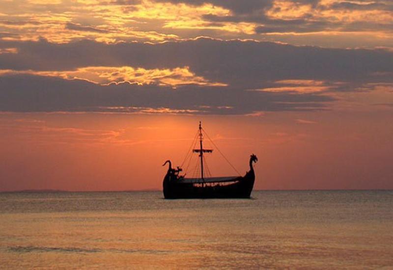 В Норвегии археологи нашли корабль викингов