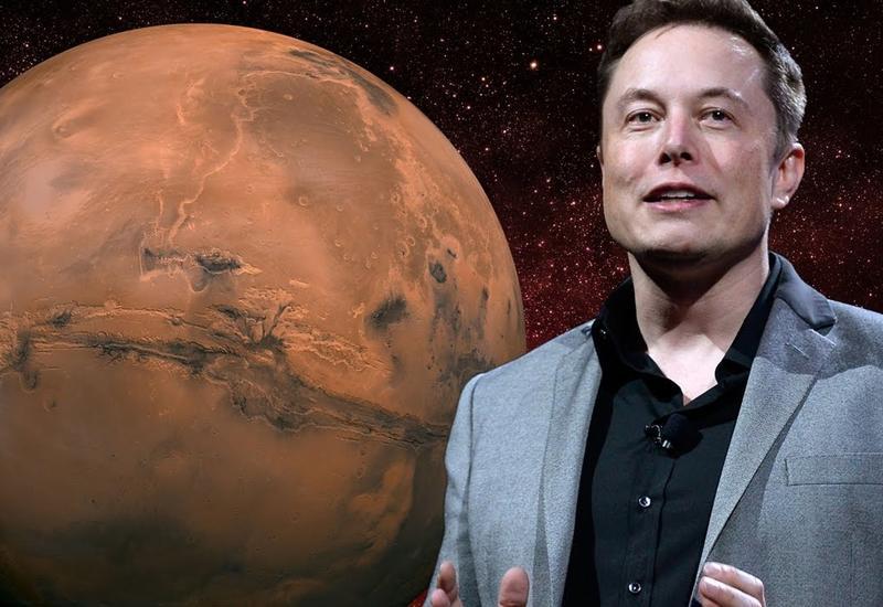 Амбициозные и безумные планы Илона Маска по колонизации Марса