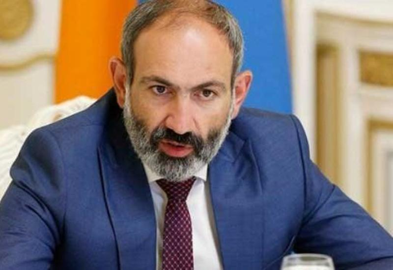 Премьер-министр Армении Никол Пашинян подал в отставку