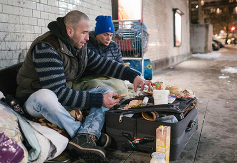Венгрию очистят от бездомных