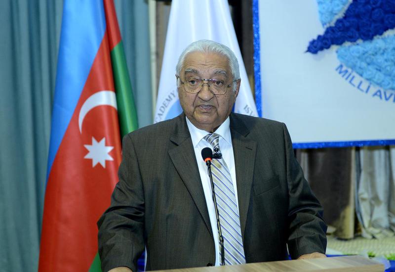 """Ариф Пашаев: Азербайджан вошёл в число немногих в мире космических стран <span class=""""color_red"""">- ФОТО</span>"""