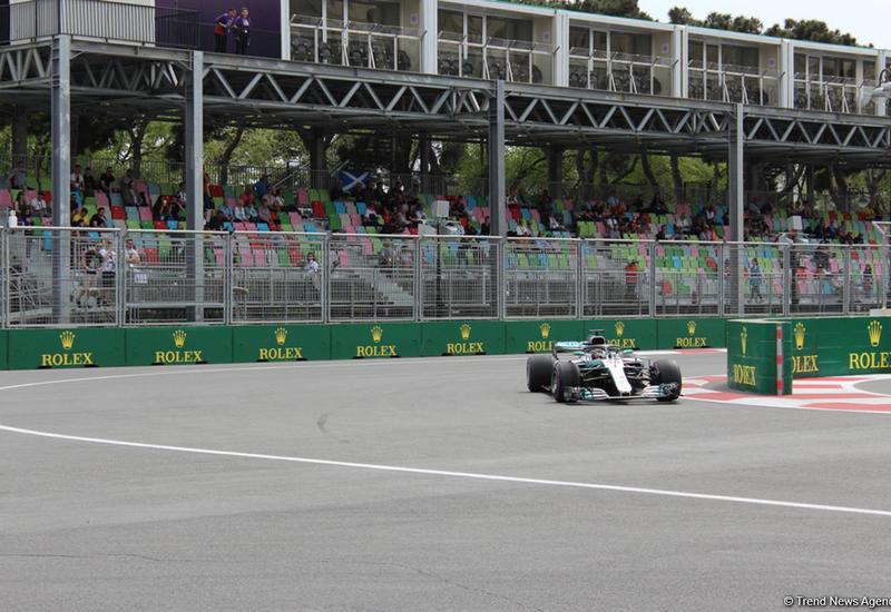 Вот сколько будут стоить билеты на Гран-при Азербайджана Формулы-1
