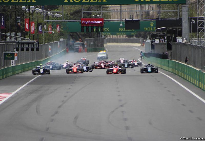Началась продажа билетов на Гран-при Азербайджана Формулы 1