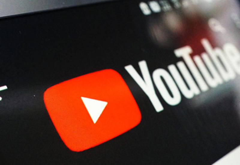 В работе Youtube произошел массовый сбой
