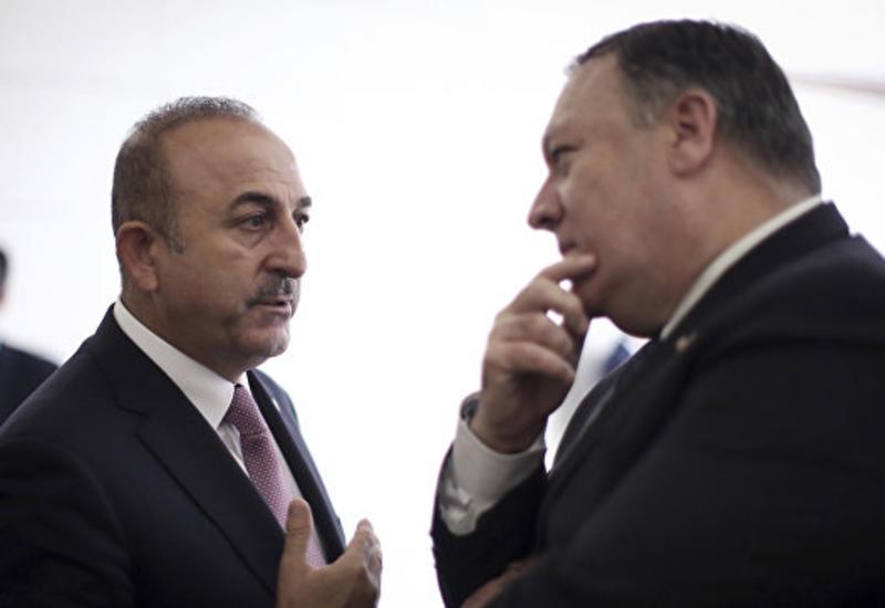 Турция и США согласились, что в их отношениях не должно быть санкций