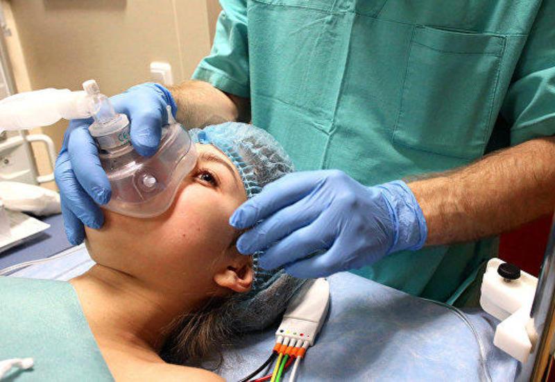 Минздрав об уровне анестезеологии в Азербайджане