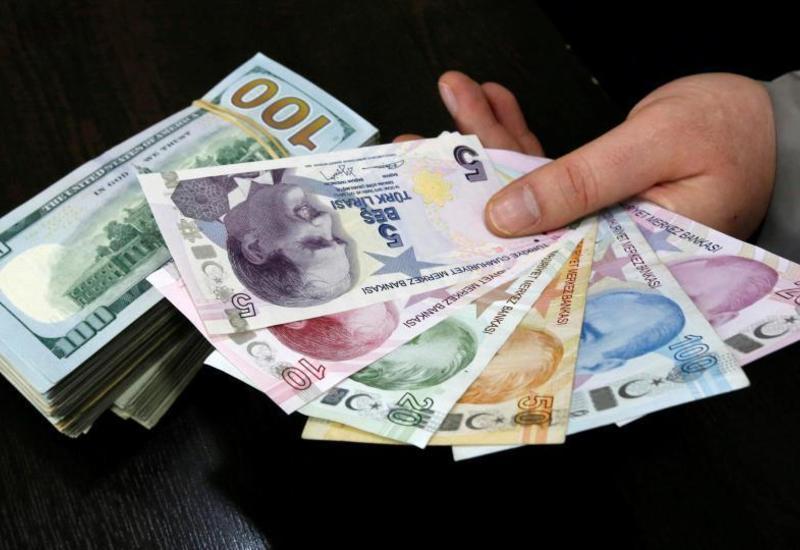 Курс доллара в Турции значительно упал
