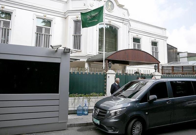 Cаудовские следователи прибыли в резиденцию генконсула королевства в Стамбуле