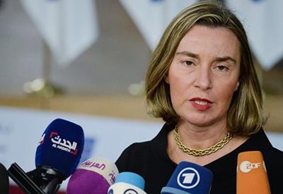 ЕС надеется в ближайшее время разработать механизм обхода санкций по Ирану