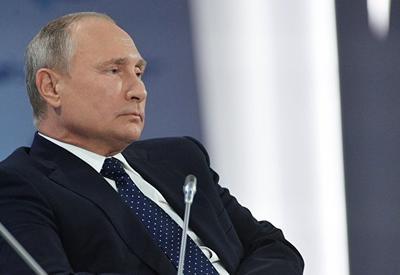 Путин раскритиковал США за их политику в отношении доллара