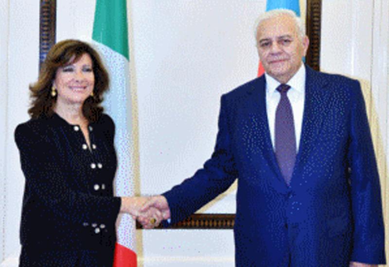 Италия считает Азербайджан одним из своих самых преданных партнеров